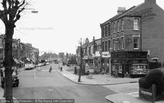 Photo of Muswell Hill, Colney Hatch Lane Vintage London, Old London, North London, London Photos, Old Photos, Past, Street View, Tours, Family History