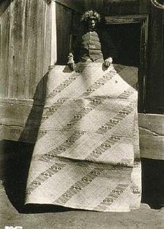 James McDonald - Floor Mat - Takapau, made by Mrs. Flax Weaving, Basket Weaving, Auckland Art Gallery, Polynesian People, Maori Designs, Nz Art, Maori Art, Kiwiana, Cyberpunk Art