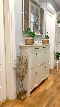 Home Room Design, Dream Home Design, Home Office Design, Home Interior Design, Living Room Designs, House Design, Ikea Decor, Room Decor, Narrow Hallway Decorating