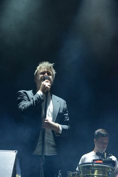 LCD Soundsystem Covered David Bowie and Guns N Roses During Their Coachella Set