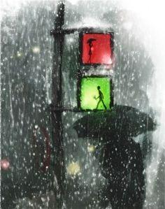 rain .....