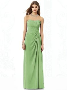 After Six Bridesmaid Dress 6690 http://www.dessy.com/dresses/bridesmaid/6690/?color=apple%20slice&colorid=1001#.UsDHuMu9KSM