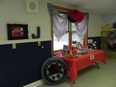 Disney Cars Birthday Party Ideas | Photo 7 of 53 | Catch My Party