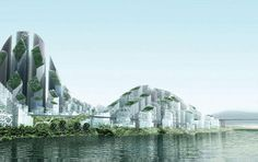 MAGIC MOUNTAINS: Prismatic Inhabitable Hills for China