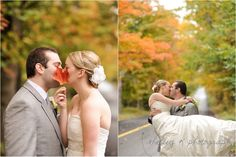 Beautiful colours and details at this Muskoka Wedding  Shelley K Photography
