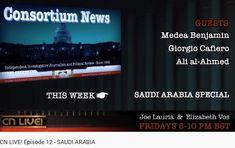 Ep 12 - 4 Oct 2019 Saudi Arabia, Journalism, Politics, Live, Journaling