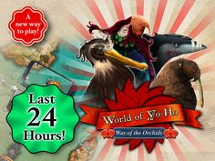 The World of Yo-Ho — Kickstarter