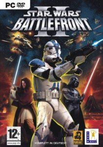 Star Wars Battlefront II by Lucas Arts. $12.38. You wrench back the controls of your X-wing fighter and barely avoid colliding with a fellow Rebel. The TIE fighter remains on your tail, screaming at full speed and delivering a bevy of deadly laser blasts. You dart left. No good. You pitch right. Just the same. With the Imperial scum about to close in for the kill, you dive hard, pushing the battered craft to its limit. The TIE fighter lurches past and pops int...