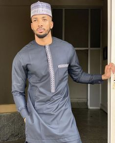 Call, SMS or WhatsApp if you want this style, needs a skilled tailor to hire or you want to expand more on your fashion business. African Wear Styles For Men, African Shirts For Men, African Dresses Men, African Attire For Men, African Clothing For Men, Latest African Fashion Dresses, African Print Fashion, Kurta Designs, Ankara Designs