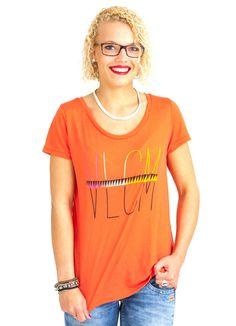 VOLCOM CRAZY BRAINS T-SHIRT CORAL HAZE www.fourseasonsclothing.de  #volcom #volcomstone #shirt #t-shirt #new