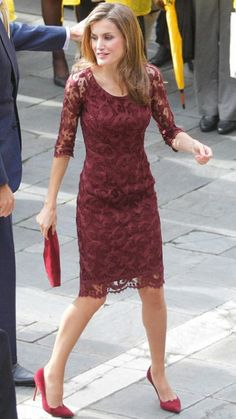 Queen Letizia of Spain's Most Captivating Style Moments | InStyle.com