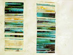 P A I N T: The Elysian Fields @ Laura Rathe Fine Art [Dallas]: The Work!