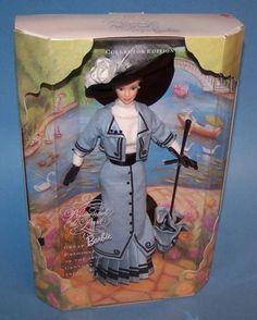 Promenade in the Park Barbie Doll 1st Series Sealed NIB #Mattel #Dolls