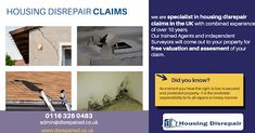 Cracks in the walls and roofs claims in the United Kingdom How to Determine if the Cracks in Walls Are Dangerous? Social Housing, Electrical Wiring, Water Damage, Home Repair, Being A Landlord, The Expanse, Old Houses, Rooftop, 10 Years