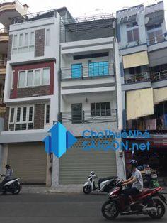 Cho thuê nhà Quận 10, MT đường Sư Vạn Hạnh, DT 4,1x11m, 1 trệt, 3 lầu, giá 40 triệu http://chothuenhasaigon.net/33968-2/