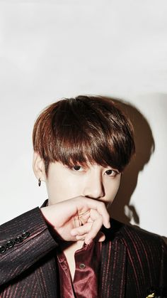 BTS Blood Sweat & Tears Photoshoot | Jungkook