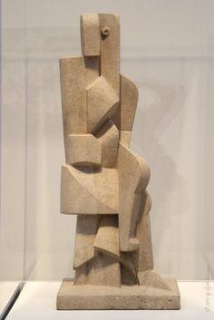 Jacques Lipchitz (1891-1973) was een Frans-Amerikaanse beeldhouwer. Hij ging in…