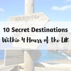 What are the chances of finding those truly off the beaten track destinations? Well this list is what you need, some amazing places to travel to!