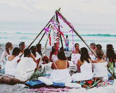 Women's circles offer spaces custom-designed for connection—and they just might be the new girls' night out. Sacred Feminine, Divine Feminine, Rainbow Live, Nature Witch, Elfa, Chant, Soul Sisters, Girls Night Out, Ladies Night