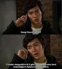 Kore Dizi Replikleri - Boys Over Flowers oku - Wattpad