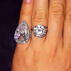 Lili Ghalichi engagement ring  Best friends  @Jenn L Stano David #PadgramBest friends  @Jenn L Stano David #Padgram