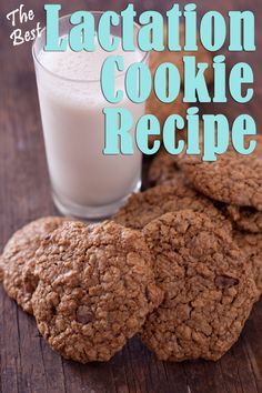 The Best Lactation Cookies Recipe (dairy free option too) | Eating richly even when you're broke