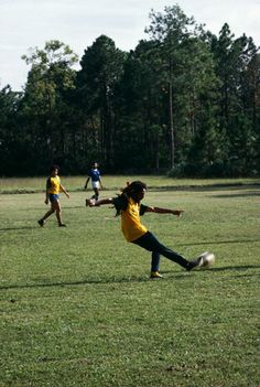 Bob Marley playing football with the Am/Jam Team (America and Jamaica) against Haiti, a few weeks before he was diagnosed with cancer, Miami, 1980
