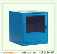 IceStation ID282626-04 Desktop/PC Monitor: Your PC would be rendered useless without your monitor! The same enemies that can harm your PC - dust and liquids, can also damage your monitor. Protect both your PC and monitor in an all-in-one NEMA rated enclosure.