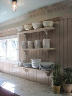 wainscoting backsplash kitchen images | wainscot backsplash | wood