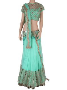 Aqua Net Readymade Party Wear Lehenga Choli