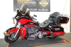 Used 2010 Harley-Davidson FLHTK - Electra Glide Ultra Limited Motorcycles For Sale in Wisconsin,WI. 2010 Harley-Davidson FLHTK - Electra Glide Ultra Limited, Stop in or call to make an appoinment for a NO OBLIGATION test ride!!! FINANCING AVAILABLE Like us on Facebook Se Habla Espanol -ABS System -Cruise Control -Harley's Security System -Heated Grips -Windshield Compartments -Lids Rails & Guards -Screamin Eagle Tuner -Rinehart Exhaust system READY FOR THE ROAD 2010 Harley-Davidson® Electra…