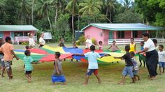 Vinaka Fiji is a charitable trust through which visitors to the Yasawa Islands can give back to the community during their tropical holiday.