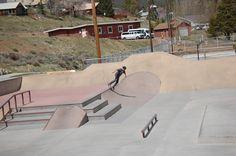 #Leadville #Skateboarding #tommy.skates.colorado #coreythehomie #cahiill #benhomes #Colorado Springs