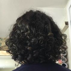 StyleNook - Upload And Share Your Looks Beauty Makeover, Wavy Bobs, Hair Goals, Naturally Curly, Barber, Curly Bob, Hair Inspiration, Hair Ideas, Eyebrows