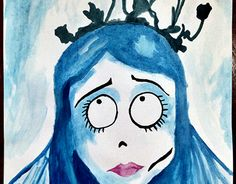 "Check out new work on my @Behance portfolio: ""Tim Burton's Corpse Bride"" http://be.net/gallery/32857917/Tim-Burtons-Corpse-Bride"