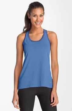 Nike 'Loose Caffeine DFC' Tank available at #Nordstrom