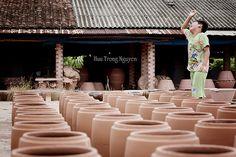 Làng gốm Thủ Dầu Một - Bình Dương - 5/9/2012