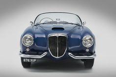 1955-1956 LANCIA AURELIA B24 SPIDER (series four) - designed by Pinin Farina of Turin