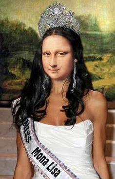 Miss Mona Lisa