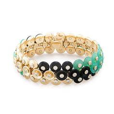 Van Cleef & Arpels - Van Cleef & Arpels - Bouton d'or bracelet, medium model