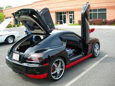 Chrysler Cars, Plymouth Prowler, Chrysler Crossfire, Dirt Bike Girl, Cabriolet, Red Interiors, Hot Cars, Mopar, Autos