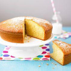 Gâteau au yaourt sans oeuf : recette sur Cuisine Actuelle