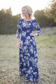 As comfortable as it is beautiful, our Audrey Maxi is one of our favorites…