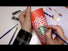 Lfernandes: Copos Natalinos Starbucks