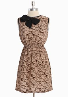 Confetti Patterned Dress