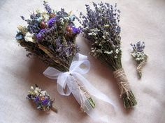 Wedding country bouquets set winter blue wedding bouquets rustic wedding dried flowers bouquets and buttonholes farm wedding
