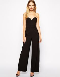 Bridesmaid Jumpsuit - not dress.  Kinda LOVE this with a dressy statement necklace!