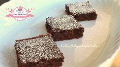 Torta di pane light al cacao e amaretti, senza burro - ricetta riciclo (64 calorie)