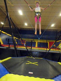 Sky High Sports Nashville: The Best Indoor Trampoline Park… For All Ages!