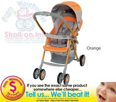 Combi Urban Walker Reverse Handle Stroller Sporty $400
